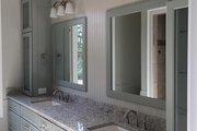 Craftsman Style House Plan - 3 Beds 3.5 Baths 2718 Sq/Ft Plan #437-74 Interior - Master Bathroom