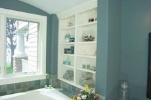 House Plan Design - Craftsman Interior - Master Bathroom Plan #928-21