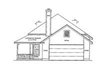 Ranch Floor Plan - Other Floor Plan Plan #472-58