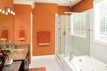 House Design - Country Interior - Bathroom Plan #929-425