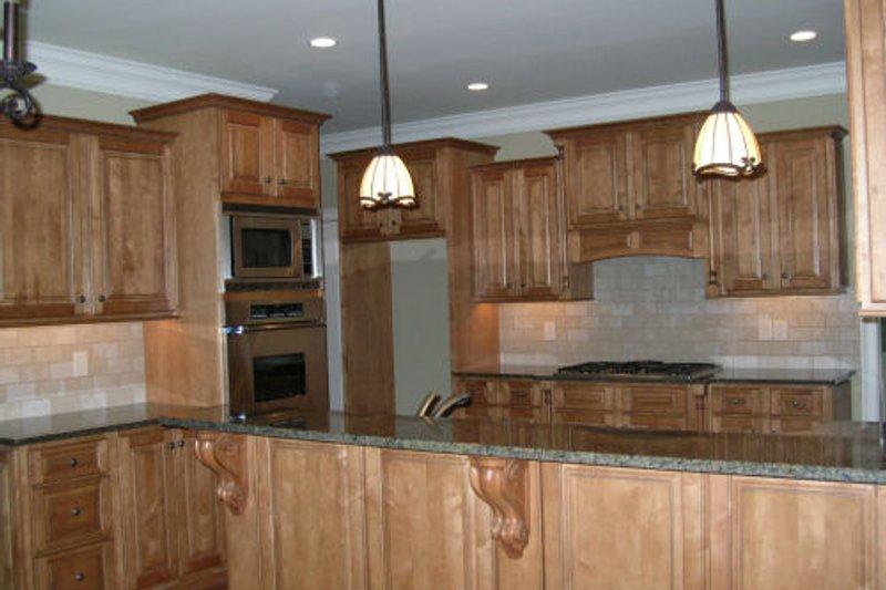 Traditional Photo Plan #437-37 - Houseplans.com