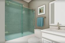 Dream House Plan - Traditional Interior - Bathroom Plan #44-223