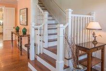 Home Plan - Colonial Interior - Entry Plan #451-26
