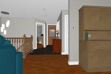 Dream House Plan - Farmhouse Interior - Entry Plan #126-179