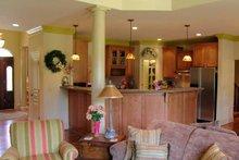 Home Plan Design - Ranch Interior - Kitchen Plan #314-202