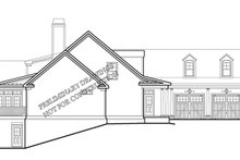 Country Exterior - Other Elevation Plan #927-402
