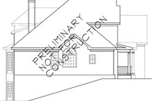 Country Exterior - Other Elevation Plan #927-695
