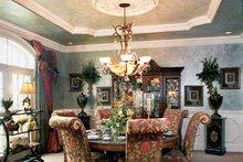 European Interior - Dining Room Plan #46-774