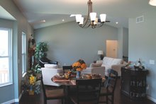 House Plan Design - Traditional Interior - Dining Room Plan #20-2123