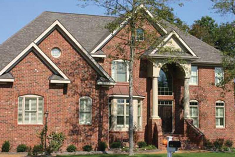 Classical Exterior - Front Elevation Plan #927-920 - Houseplans.com
