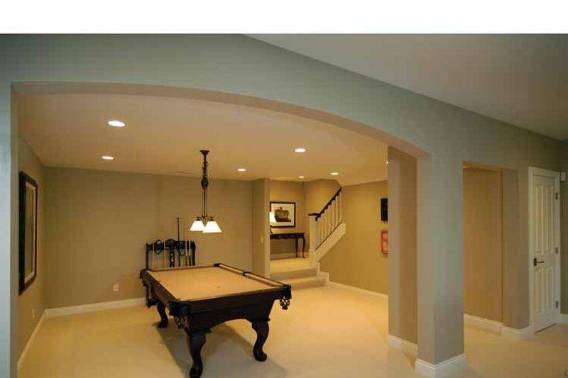 Traditional Interior - Family Room Plan #928-222 - Houseplans.com