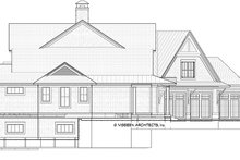 Country Exterior - Other Elevation Plan #928-294