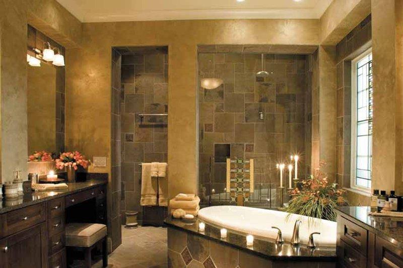 Mediterranean Interior - Bathroom Plan #930-315 - Houseplans.com