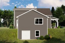 House Blueprint - Country Exterior - Other Elevation Plan #1064-114