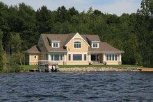 House Plan Design - Craftsman Exterior - Rear Elevation Plan #928-170