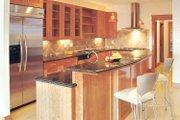Craftsman Style House Plan - 4 Beds 3.5 Baths 3434 Sq/Ft Plan #1042-1 Interior - Kitchen