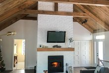 Contemporary Interior - Family Room Plan #23-2316