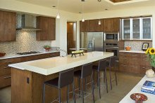 Home Plan - Kitchen - 1900 square foot Modern Home