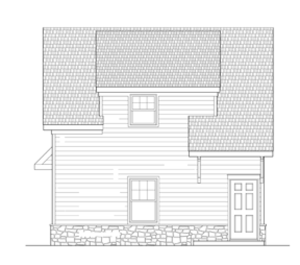 Craftsman Floor Plan - Other Floor Plan Plan #1029-66