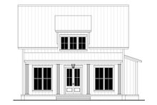 Architectural House Design - Farmhouse Exterior - Front Elevation Plan #430-227