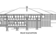 Contemporary Style House Plan - 3 Beds 2.5 Baths 5147 Sq/Ft Plan #48-299