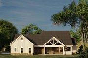 Farmhouse Style House Plan - 3 Beds 2.5 Baths 2120 Sq/Ft Plan #923-183 Exterior - Rear Elevation