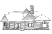 Ranch Style House Plan - 3 Beds 2.5 Baths 3188 Sq/Ft Plan #929-655 Exterior - Other Elevation