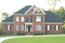 Architectural House Design - Traditional Exterior - Front Elevation Plan #1054-71