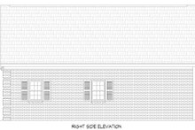 Home Plan - Country Exterior - Other Elevation Plan #932-369
