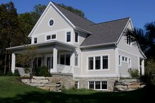 Home Plan - Country Exterior - Other Elevation Plan #928-278