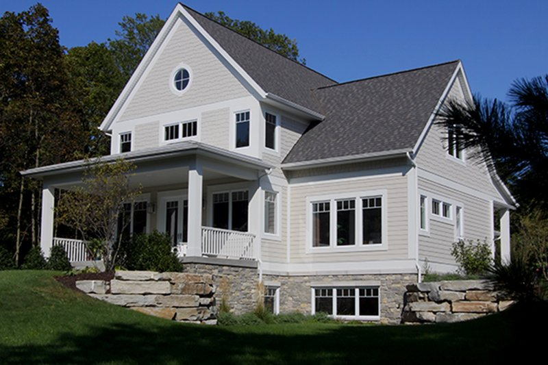 Country Exterior - Other Elevation Plan #928-278 - Houseplans.com