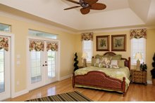 Architectural House Design - Country Interior - Master Bedroom Plan #929-897