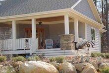 House Design - Prairie Exterior - Front Elevation Plan #939-7