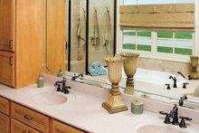 Architectural House Design - Country Interior - Master Bathroom Plan #929-13