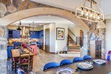 Dream House Plan - Breakfast Area Build 2
