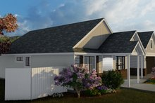 Architectural House Design - Traditional Exterior - Other Elevation Plan #1060-59