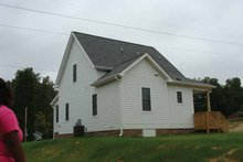 Craftsman Exterior - Rear Elevation Plan #936-6