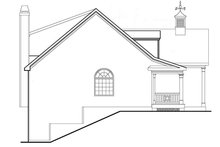 Country Exterior - Other Elevation Plan #927-559