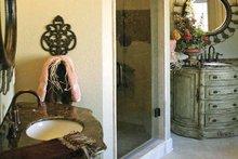 House Design - Contemporary Interior - Master Bathroom Plan #11-273