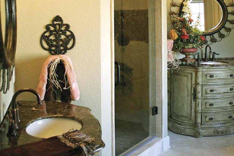 Contemporary Interior - Master Bathroom Plan #11-273 - Houseplans.com