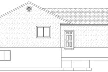 Ranch Exterior - Other Elevation Plan #1060-16