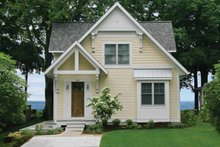 House Plan Design - Bungalow Exterior - Front Elevation Plan #928-191