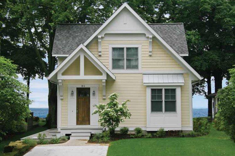 House Plan Design - Bungalow Exterior - Front Elevation Plan #928-191