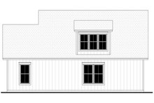 House Plan Design - Farmhouse Exterior - Rear Elevation Plan #430-236