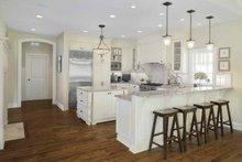 House Plan Design - European Interior - Kitchen Plan #928-40