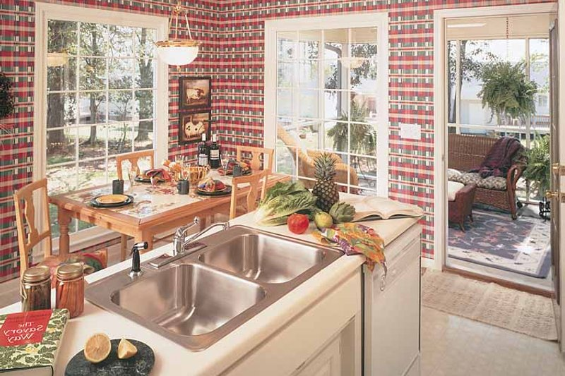 Country Interior - Kitchen Plan #929-190 - Houseplans.com