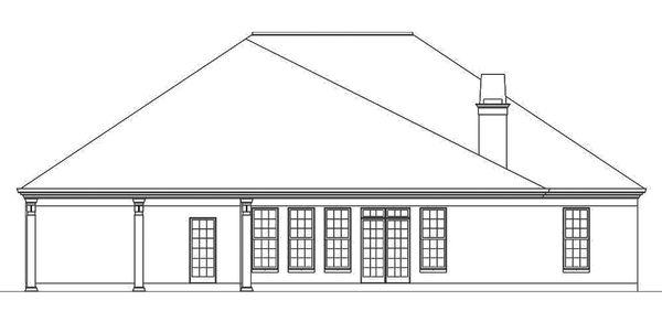 Home Plan - European Floor Plan - Other Floor Plan #119-418