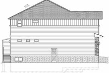 Architectural House Design - Craftsman Exterior - Other Elevation Plan #126-203