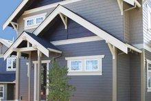 Craftsman Exterior - Other Elevation Plan #895-67