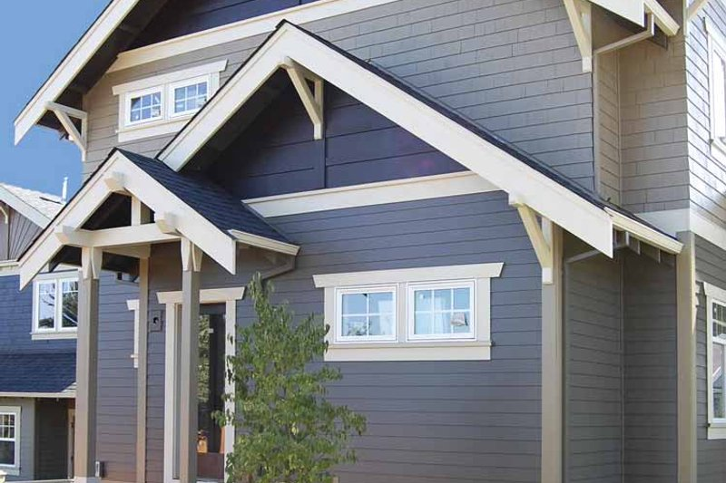 Craftsman Exterior - Other Elevation Plan #895-67 - Houseplans.com
